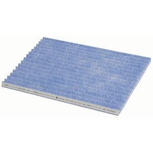 ダイキン 空気清浄機用交換フィルター DAIKIN プリーツ光触媒フィルター(KAC966A4の後継品) KAC972A4 返品種別A