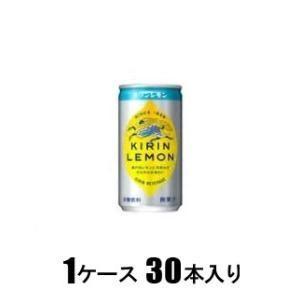 キリンレモン 190ml缶(1ケース30本入) キリンビバレッジ キリンレモン190MLカンX30 返品種別B|joshin
