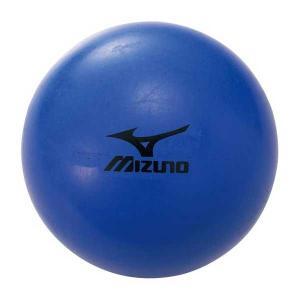 ミズノ リフティングボール 径約7.7cm MIZUNO STEP3(ブルー) 12OS843 返品種別A|joshin