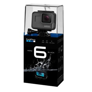 GoPro GoPro HERO6 Black ...の商品画像