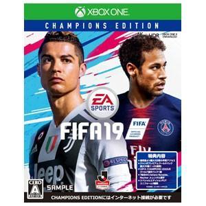 エレクトロニック・アーツ (Xbox One)FIFA 19 Champions Edition 返品種別B|joshin