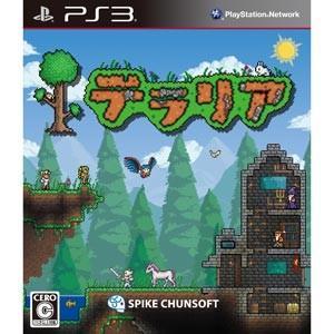 スパイク・チュンソフト (PS3)テラリア 返品種別B|joshin