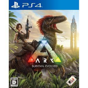 スパイク・チュンソフト (特典付)(PS4)ARK: Survival Evolvedアーク サバイバル エボルブド 返品種別B joshin