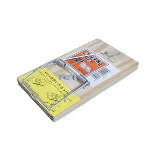 在庫状況:最短24時間以内出荷/◆昔ながらのバネ式ネズミ取り◆強力タイプ/[FUKUI9990051...