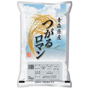 青森県つがるロマン 5kg ライスフレンド アオモリツガルロマン5KG N 返品種別B|joshin