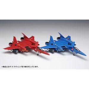 ウェーブ 1/ 72 VF-4 ライトニングIII[DX版](超時空要塞マクロス Flash Bac...