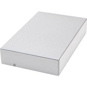 Groovy USB2.0対応 3.5インチハードディスクケース(シルバー) ECO-CASE3.5-U2-SL 返品種別A joshin