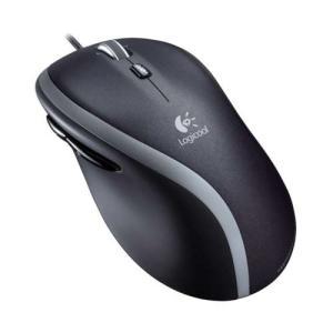 ロジクール レーザーマウス(ブラック) Logicool Corded Mouse m500t M500t 返品種別A