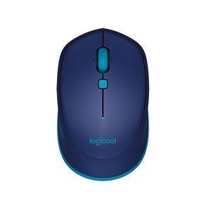 ロジクール Bluetooth レーザーマウス(ブルー) Logicool Bluetooth Mo...
