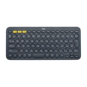 ロジクール マルチデバイス対応Bluetoothキーボード(ブラック) K380BK 返品種別A