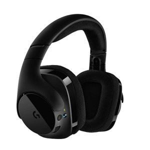 ロジクール DTS 7.1サラウンド ゲーミング ヘッドセット Logicool G533 Wireless DTS 7.1 Surround Gaming Headset G533 返品種別A|joshin