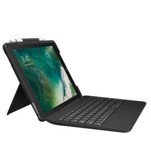 ロジクール iPad Pro(10.5インチ)/ iPad Air(第3世代/ 2019)用 キーボ...