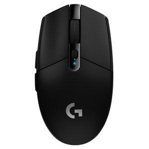 ロジクール 2.4GHzワイヤレス 光学式ゲーミング マウス 6ボタン Logicool G304 ...