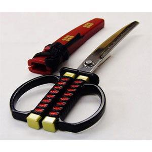 プラッツ 日本刀はさみ 真田幸村モデル(SW-30S)工具 返品種別B joshin