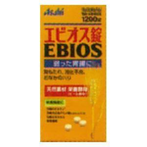 アサヒグループ食品 エビオス錠 1200錠  返品種別B|joshin