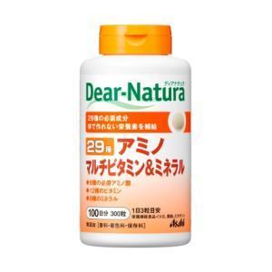 29アミノ・マルチビタミン&ミネラル 300粒 アサヒグループ食品 29アミノMビタミン&ミネラル300T 返品種別B|joshin