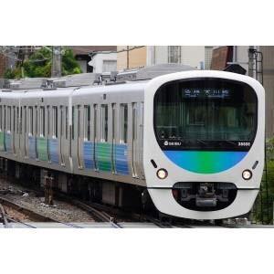 グリーンマックス (N) 4377 西武30000系新宿線 8両編成セット(動力付き) 返品種別B|joshin