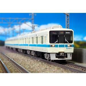 グリーンマックス (N) 50637 小田急8000形(車体更新車・8255編成)6両編成セット(動...