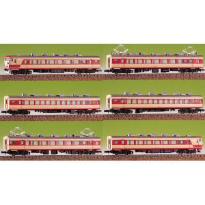 グリーンマックス (再生産)(N) 437 国鉄157系 基本6両編成セット+クロ157(未塗装組立キット) 返品種別B joshin