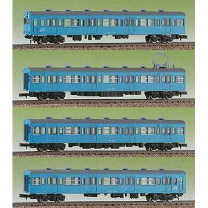 グリーンマックス (再生産)(N) 435 JR103系(低運転台) 4両セット(未塗装組立キット) 返品種別B joshin