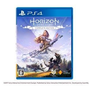 ソニー・インタラクティブエンタテインメント (PS4)Horizon Zero Dawn Complete Editionホライゾン ゼロ ドーン コンプリート エディション 返品種別B|joshin