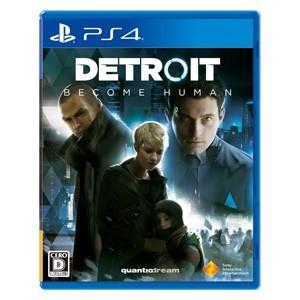 ソニー・インタラクティブエンタテインメント (封入特典付)(PS4)Detroit: Become Human(通常版)デトロイト ビカム ヒューマン 返品種別B|joshin