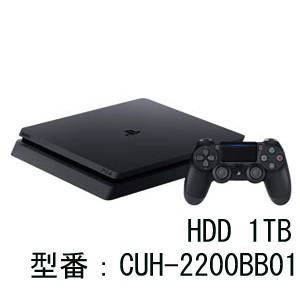 ソニー・インタラクティブエンタテインメント PlayStation 4 ジェット・ブラック 1TB 返品種別B|joshin