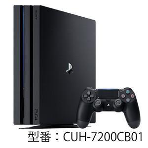 ソニー・インタラクティブエンタテインメント PlayStation 4 Pro ジェット・ブラック 2TB 返品種別B|joshin