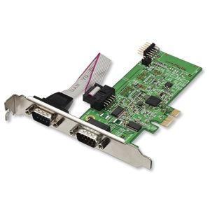ラトックシステム RS-232C・デジタルI/ O PCI Expressボード REX-PE60D 返品種別A|joshin