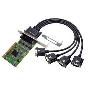 ラトックシステム 4ポート RS-232C・デジタルI/ O PCIボード REX-PCI64D 返品種別A|joshin