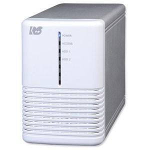ラトックシステム USB3.0/ 2.0 RAIDケース(HDD2台用/ ホワイトシルバー) RS-EC32-U3RWSX 返品種別A joshin