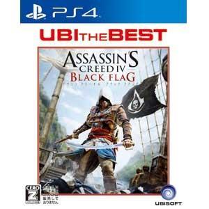 ユービーアイソフト (PS4)ユービーアイ・ザ・ベスト アサシン クリード4 ブラック フラッグ 返...