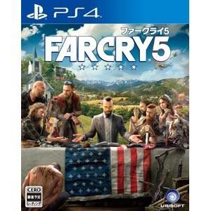 ユービーアイソフト (PS4)ファークライ5フォークライ farcry 返品種別B