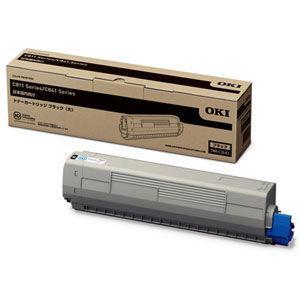 OKI 大容量トナーカートリッジ(ブラック) TNR-C3LK2 返品種別A|joshin