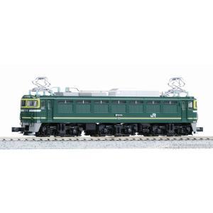 カトー (再生産)(N) 3066-2 EF81 電気機関車 トワイライトエクスプレス色 返品種別B
