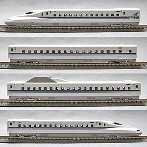 カトー (再生産)(N) 10-1174 N700A新幹線「のぞみ」 4両基本セット 返品種別B
