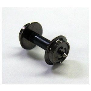 カトー (N) 11-606 中空軸車輪(ビス止め台車用・黒) 8個入 返品種別B|joshin