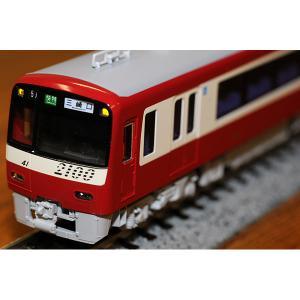カトー (再生産)(N) 10-1307 京急2100形 4両基本セット 返品種別B
