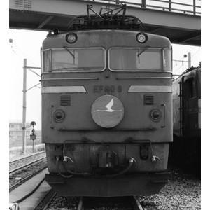 カトー (N) 3064-2 EF80 1次形(ヒサシなし)電気機関車 返品種別B|joshin