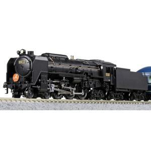 カトー (N) 2017-6 C62 蒸気機関車 常磐形(ゆうづる牽引機) 返品種別B|joshin
