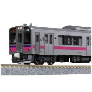 カトー (N) 10-1558 701系0番台 秋田色 2両セット 返品種別B