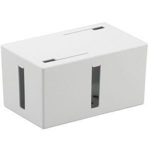 バッファロー ケーブルボックス Sサイズ (ホワイト) BSTB01S-WH 返品種別A