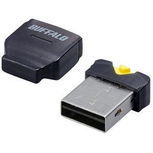 バッファロー microSD専用USB2.0/ 1.1フラッシュアダプター(ブラック) BSCRMSDCBK 返品種別A|joshin