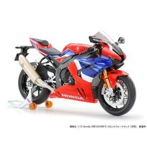 タミヤ 1/ 12 オートバイシリーズ No.138 Honda CBR1000RR-R FIREBLADE SP(14138)プラモデル 返品種別B