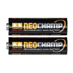 タミヤ GP.420 ニッケル水素電池ネオチャンプ(2本)(15420) 返品種別B