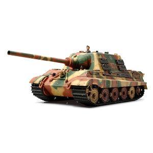 タミヤ 1/ 35MM ドイツ重駆逐戦車 ヤークトタイガー 初期生産型(35295)プラモデル 返品種別B