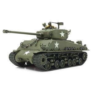 タミヤ 1/ 35 アメリカ戦車 M4A3E8 シャーマンイージーエイト(ヨーロッパ戦線)(35346)プラモデル 返品種別B