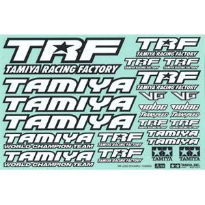 タミヤ TRFステッカーC(42164)ラジコンパーツ 返品種別B|joshin