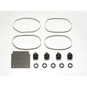 タミヤ SP.1499 4x4オフロードカー ラバーパーツセットB(51499)ラジコン用 返品種別B|joshin