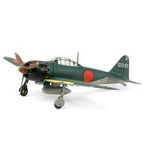 タミヤ 1/ 72 三菱 零式艦上戦闘機 五二型(60779)プラモデル 返品種別B